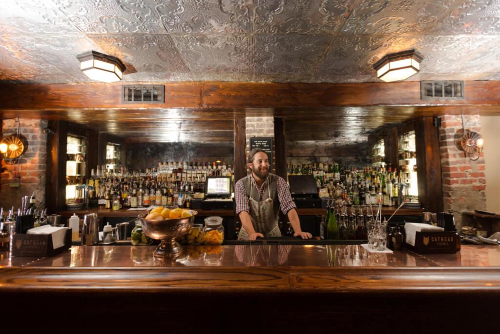 Bar in Starkville Mississippi