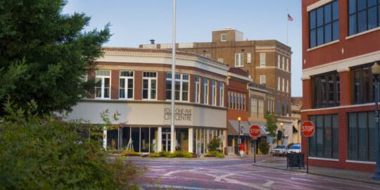 Laurel-Downtown