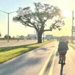 Bike riding in Biloxi, MS