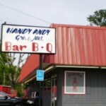 Handy Andy BBQ - Oxford, Mississippi