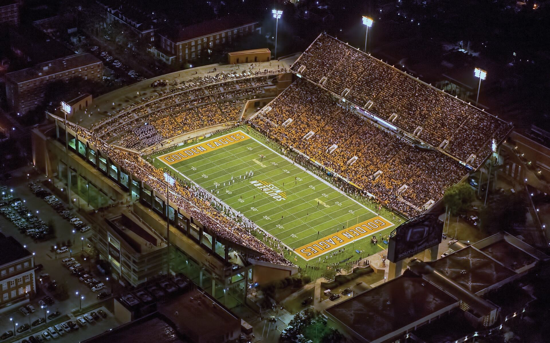 Southern Miss - Football