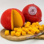 MAFES Cheese Store products.  (photo by David Ammon / © Mississippi State University)