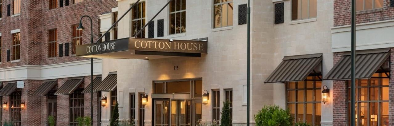 The Cotton House
