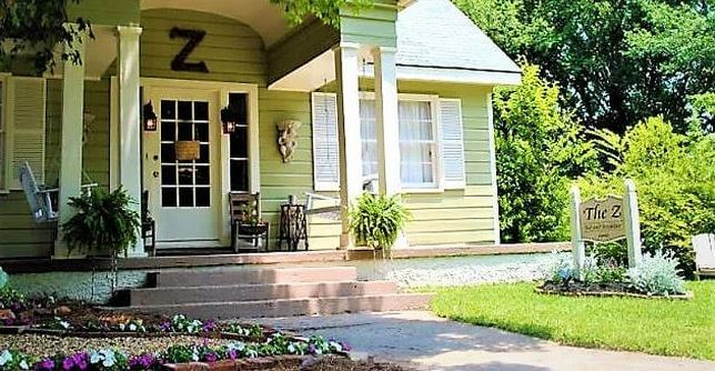 The Z Bed & Breakfast - Oxford, Mississippi