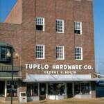 Tupelo, Miss: Tupelo Hardware Store, Elvis guitar